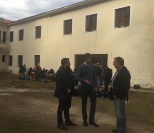 Μπακογιάννης-Πρόσφυγες